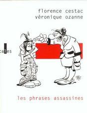 Les Phrases Assassines - Intérieur - Format classique