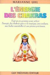L'énergie des chakras - Couverture - Format classique
