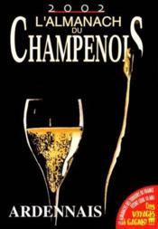 Almanach Du Champenois 2002 - Couverture - Format classique
