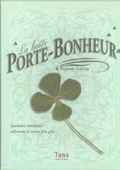 La Bo Te Porte Bonheur Symboles Amulettes Talismans Et