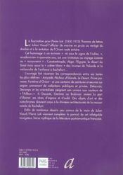 Pierre Loti - 4ème de couverture - Format classique