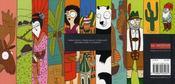 Le fourneau voyageur - 4ème de couverture - Format classique