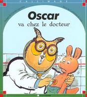 Oscar Va Chez Le Docteur - Intérieur - Format classique