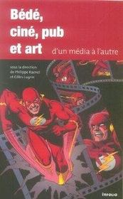 Bd ciné pub et art ; d'un média à l'autre - Intérieur - Format classique