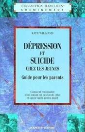 Depression Et Suicide Chez Les Jeunes - Couverture - Format classique