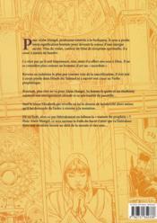 La folle du Sacré-Coeur ; intégrale - 4ème de couverture - Format classique