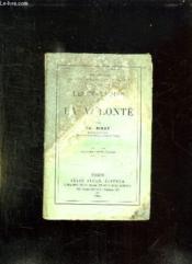 Les Maladies De La Volonte. - Couverture - Format classique