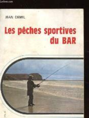 Les Peches Sportives Du Bar - Couverture - Format classique