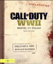 Vente livre :  Call of duty ; WWII ; manuel du soldat  - Collectif - Nelson Micky