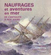 Naufrages Et Aventures En Mer - Intérieur - Format classique