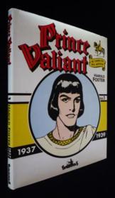 PRINCE VALIANT T.1; prince valiant t.1 ; 1937-1939 - Couverture - Format classique