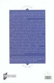 Epreuve Du Sida. Pour Une Sociologie Du Sujet Frangile - 4ème de couverture - Format classique