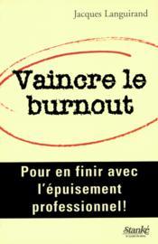 Vaincre Le Burnout - Couverture - Format classique