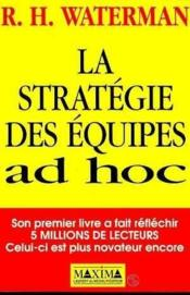 La Strategies Des Equipes Ad Hoc - Couverture - Format classique