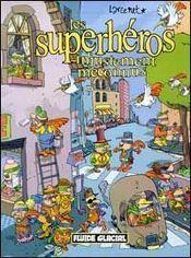 Les Superheros Injustement Meconnus - Intérieur - Format classique
