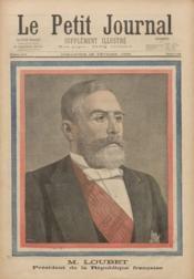 Petit Journal Illustre (Le) N°432 du 26/02/1899 - Couverture - Format classique