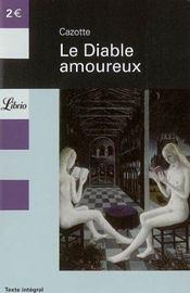 Le diable amoureux - Intérieur - Format classique