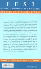 Soins Infirmiers Aux Personnes Atteintes D'Affections Dermatologiques - 4ème de couverture - Format classique