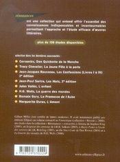 Werber ; les fourmis - 4ème de couverture - Format classique