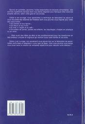 Faire Et Decorer Savons Et Savonnettes - 4ème de couverture - Format classique