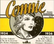 Connie ; 1934-1936 - Couverture - Format classique