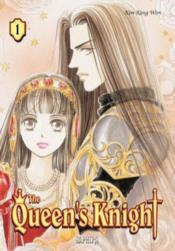 The Queen'S Knight T.1 - Couverture - Format classique
