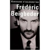 Frédéric Beigbeder - Couverture - Format classique