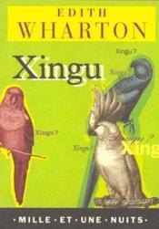 Xingu - Couverture - Format classique