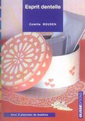 Esprit dentelle - Intérieur - Format classique