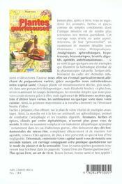 Grand Livre Des Plantes Guerisseuses (Le) - 4ème de couverture - Format classique