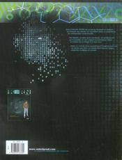 Kern T.1 ; Mediapanel - 4ème de couverture - Format classique