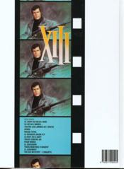 XIII t.5 ; rouge total - 4ème de couverture - Format classique