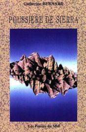 Poussiere De Sierra - Couverture - Format classique