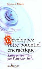 Developpez votre potentiel energetique - Intérieur - Format classique