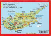Cyprus ; south & north ; the finest coastal and mountain walks - 4ème de couverture - Format classique
