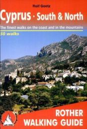 Cyprus ; south & north ; the finest coastal and mountain walks - Couverture - Format classique