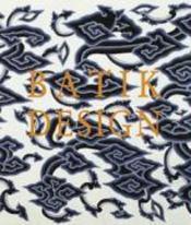 Batik design - Couverture - Format classique