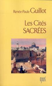 Les cités sacrées - Intérieur - Format classique