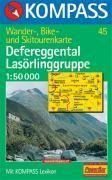 Vente livre :  Defereggental; Villgrater Tal ; Lasörlinggruppe  - Collectif