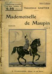 Mademoiselle De Maupin. Tome 2. Collection : Select Collection N° 169 - Couverture - Format classique