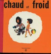 Chaud Et Froid - Couverture - Format classique