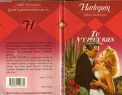 Tu N'Y Peux Rien - A Wedding Gift - Couverture - Format classique