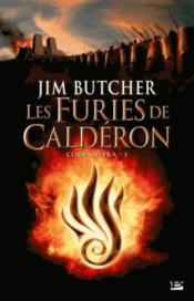 Vente  Codex Aléra T.1 ; les furies de Calderon  - Jim Butcher