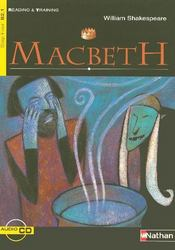 Vente livre :  Easy readers macbeth + cd  - William Shakespeare