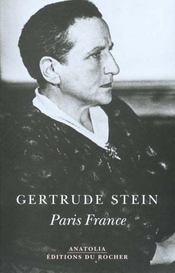 Paris france  - Gertrude Stein