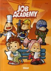 Job academy t.1 - Couverture - Format classique