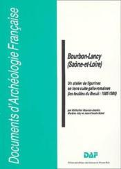Boubon-Lancy Daf N°25 - Couverture - Format classique