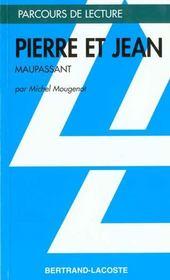 Pierre Et Jean - Parcours De Lecture - Intérieur - Format classique