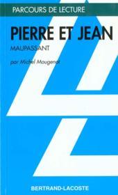 Pierre Et Jean - Parcours De Lecture - Couverture - Format classique