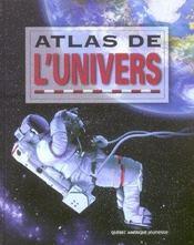 Atlas De L Univers - Intérieur - Format classique